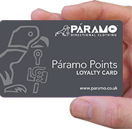 paramo-points-loyaltycard