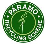 Páramo Recycling Scheme 150px