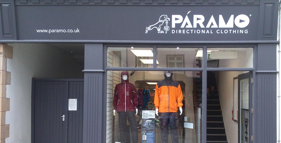 65e887c2a4 Páramo Clothing Keswick Brand Store - Paramo Clothing Blog