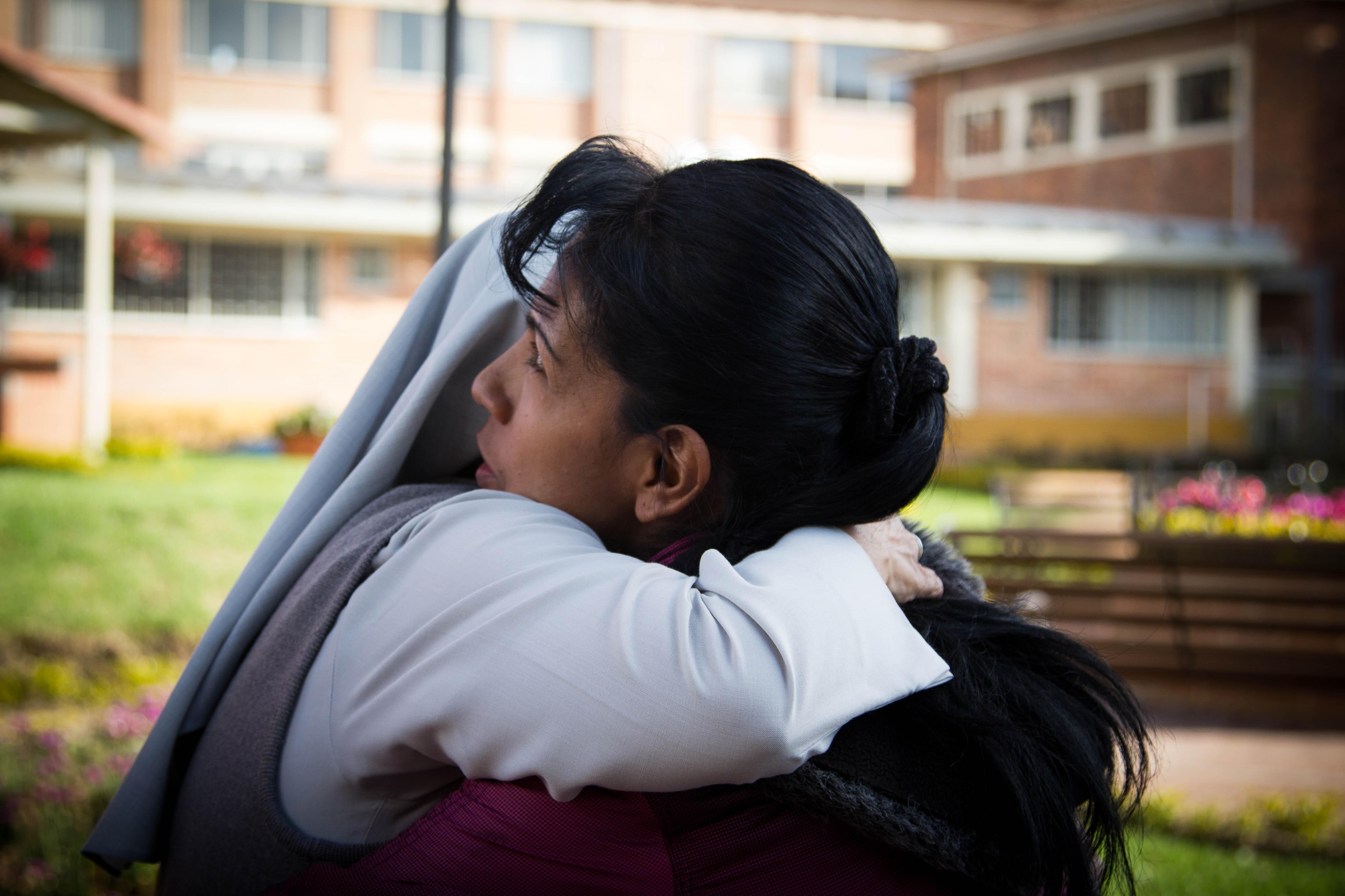 Die Arbeit der Miquelina Stiftung hilft Frauen und Mädchen in Not