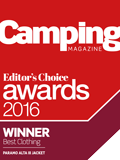 Camping Magazine Editor's Choice 2016