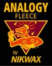 Nikwax Analogy Fleece Fabric