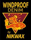 Nikwax Windproof Denim Fabric
