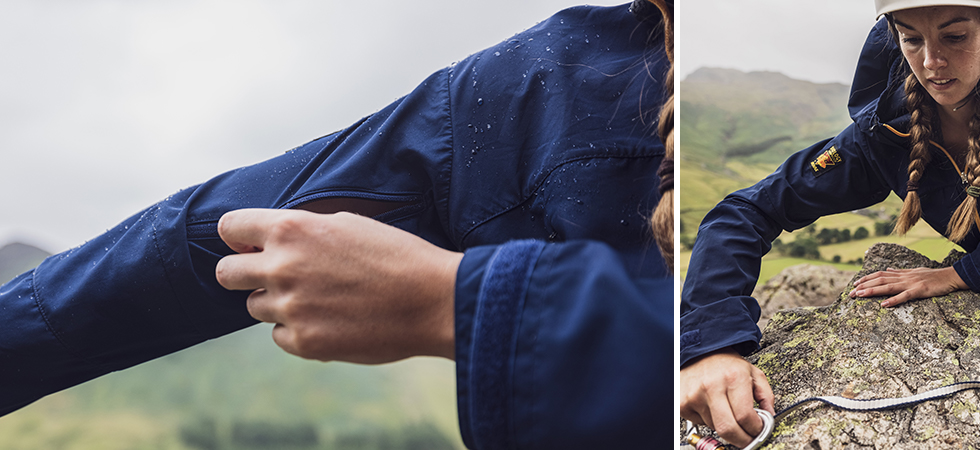 Paramo Womens Ventura Fleece Jacket