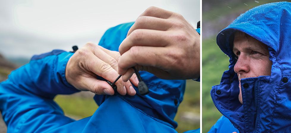 XXL walking,hiking,birdwatching Páramo Nikwax Analogy Men/'s Alta II Jacket