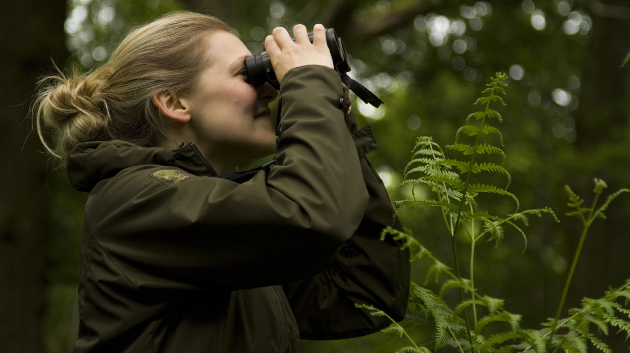 GET CLOSER TO NATURE WITH DIRECTIONAL WATERPROOFS